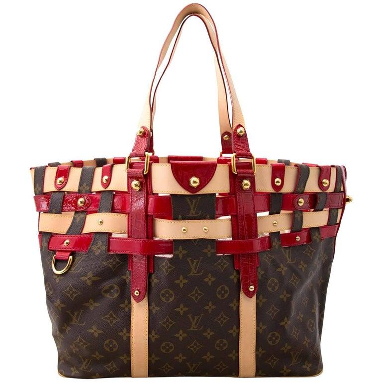 Louis Vuitton Rubis Salina GM