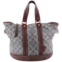 Louis Vuitton Limited Edition Aviator Handbag Monogram Jacquard