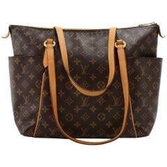 Louis Vuitton Totally PM Monogram Canvas Shoulder Hand Bag