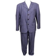 Comme des Garcons Homme Plus Suit