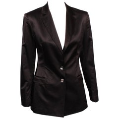 Versus by Versace Black Blazer