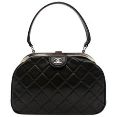 Chanel Top Handle Vintage bag