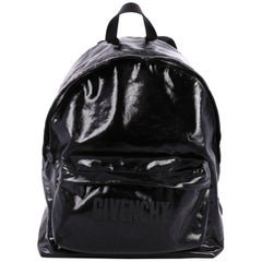 Givenchy Ci Backpack Coated Canvas