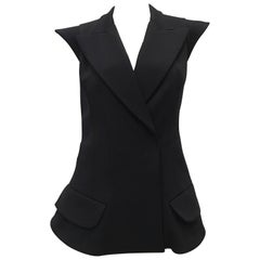 Yves Saint Laurent Wool Vest