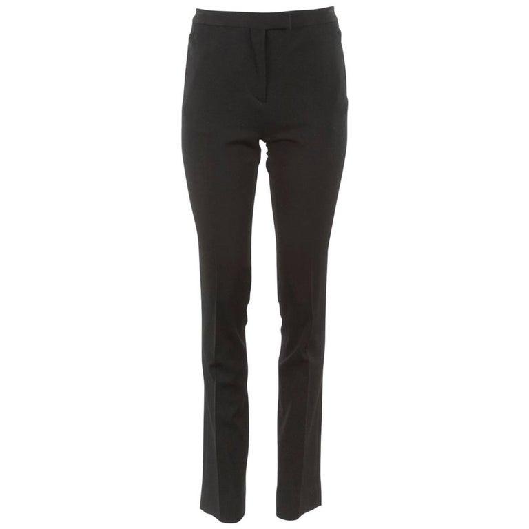 Maison Martin Margiela Black Slim Fit Trousers