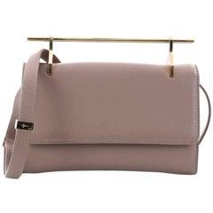 M2Malletier La Fleur Du Mal Bag Leather Small