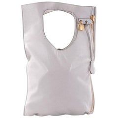 Tom Ford Alix Fold Over Bag Leather Medium