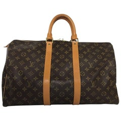 Louis Vuitton Monoram Keepall 45