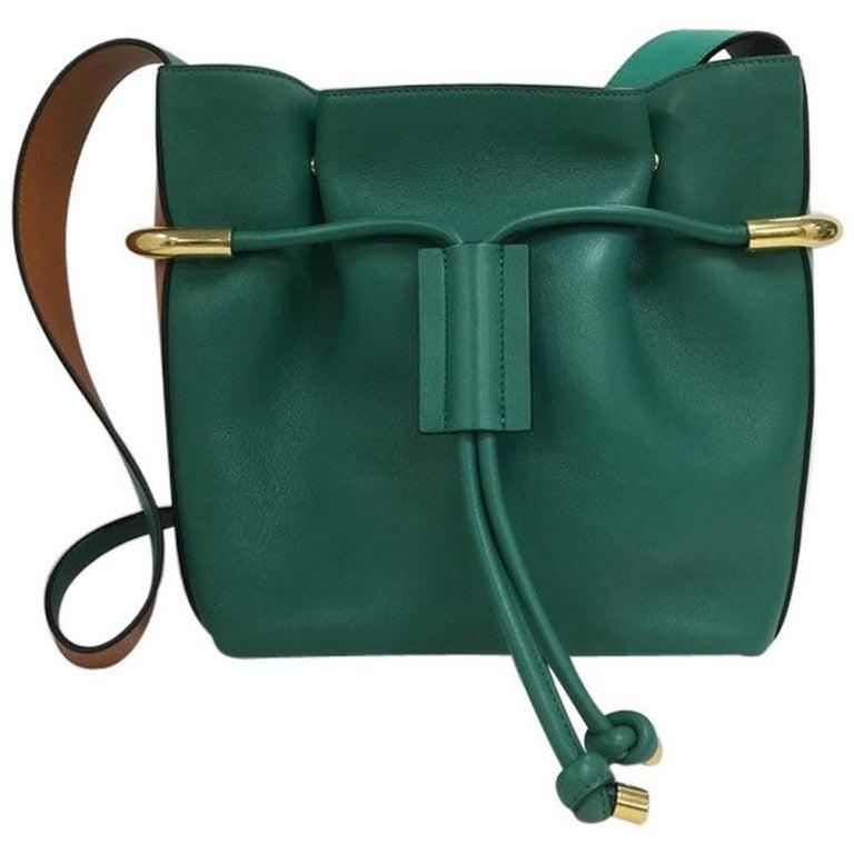 Chloe Emma Bucket Bag Leather Small