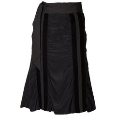 Yves Saint Laurent Rive Gauche Vintage Skirt