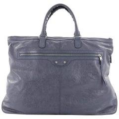 Balenciaga Arena Travel Bag Classic Studs Leather