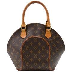 Louis Vuitton Vintage Ellipse PM Monogram Canvas Hand Bag