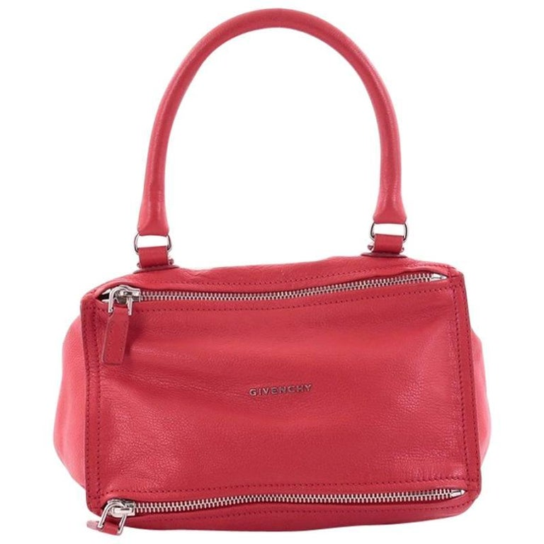 Givenchy Pandora Bag Leather Small For