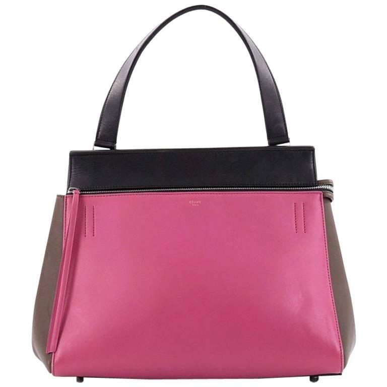 1stdibs Celine Edge Bag Leather Medium ECJxdB