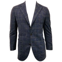 Men's Italian Bellisimo Brunello Cucinelli Unstructured Sport Coat Sz 38