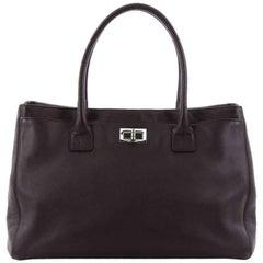 Chanel Reissue Cerf Executive Tote Leather Medium