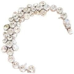 1950s Weis Glam Bracelet