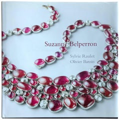 Suzanne Belperron Rare Jewelry Book Sealed Unopened New
