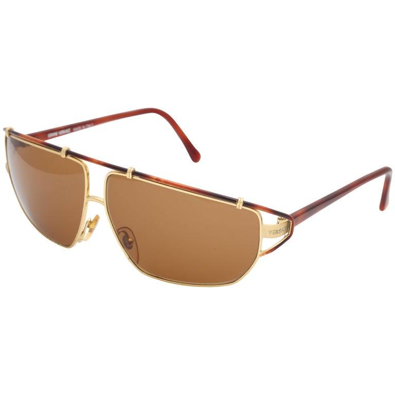 6810f7c644 Versace Vintage Mod S 36 Sunglasses For Sale at 1stdibs