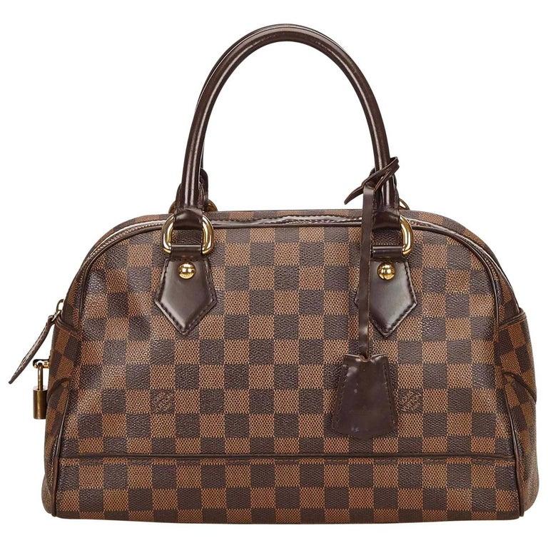 Louis Vuitton Damier Ebene Duomo Bag