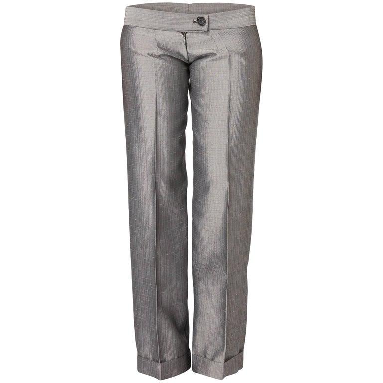 Alexander McQueen 'Bumster' trousers, Spring/Summer 1994