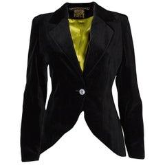 Vintage Velvet Biba Jacket