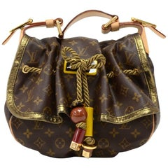 Louis Vuitton Kalahari PM Monogram Canvas Hand Bag - 2009 Limited