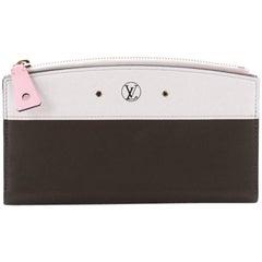 Louis Vuitton Steamer Wallet Leather
