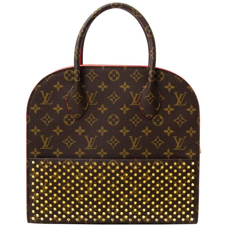 Louis Vuitton Christian Louboutin Limited Edition Shopper bag