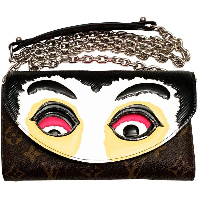 Louis Vuitton Kansai Yamamoto Kabuki Collection Limited Edition Bag