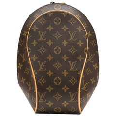 LOUIS VUITTON Backpack in Brown Monogram Canvas