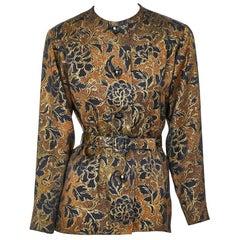Yves Saint Laurent Couture Evening Jacket