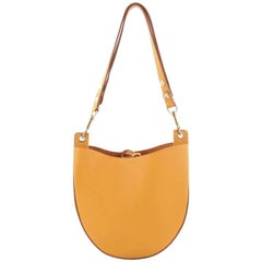 Celine Hobo NM Leather Small