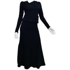 Morgan Le Fay 2 Piece Skirt Set