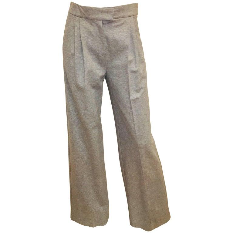 Max Mara Straight Leg Trousers