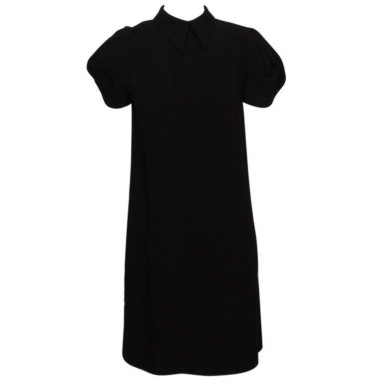d0bccbc86016 Miu Miu Collared Shift Dress For Sale at 1stdibs
