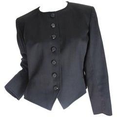 Yves Saint Laurent Jacket, 1980s