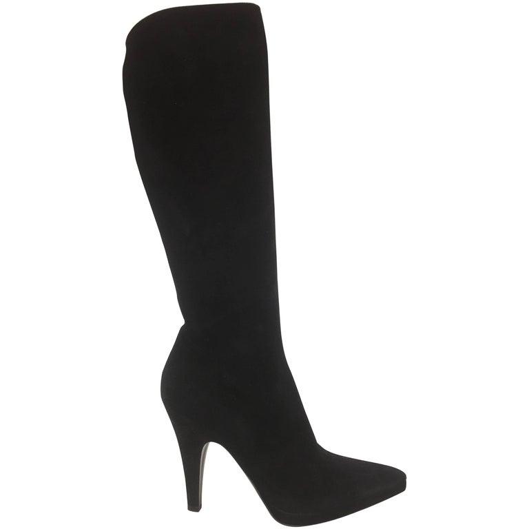Prada Knee High Boot For Sale