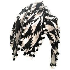 Diane Von Furstenberg Wrap Shawl
