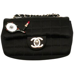Chanel Crossbody Bag / WOC - Lipstick Charm - Rare