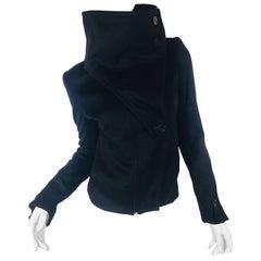Ann Demeulemeester Wrap Coat