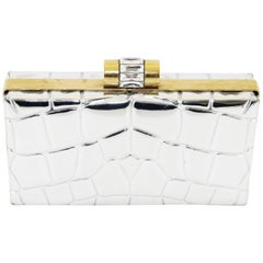 Yves Saint Laurent Mirror Clutch collector c.2000