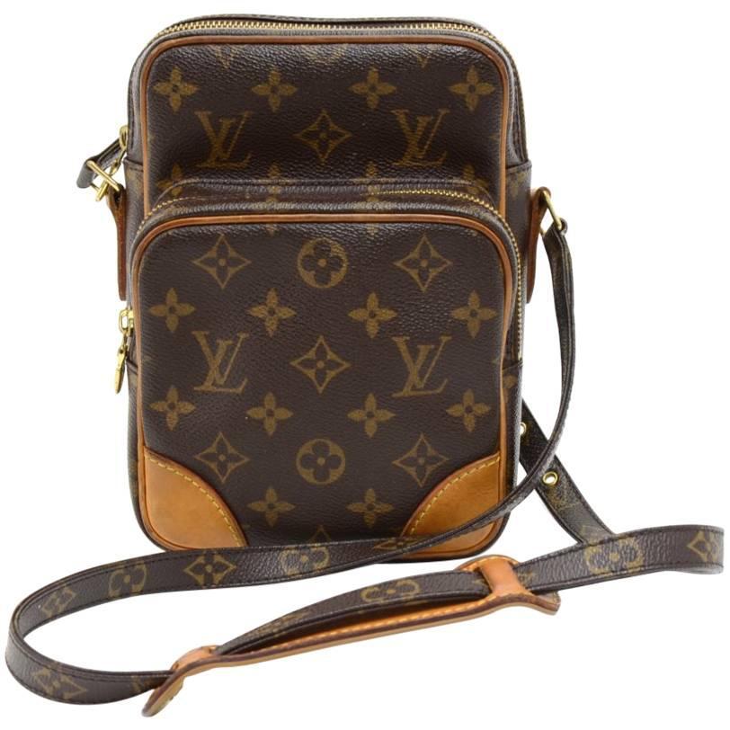 Louis Vuitton Amazone Monogram Canvas Messenger Bag G3CucNODn6