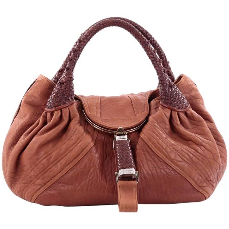528a5acb3868 Fendi Spy Bag Leather at 1stdibs