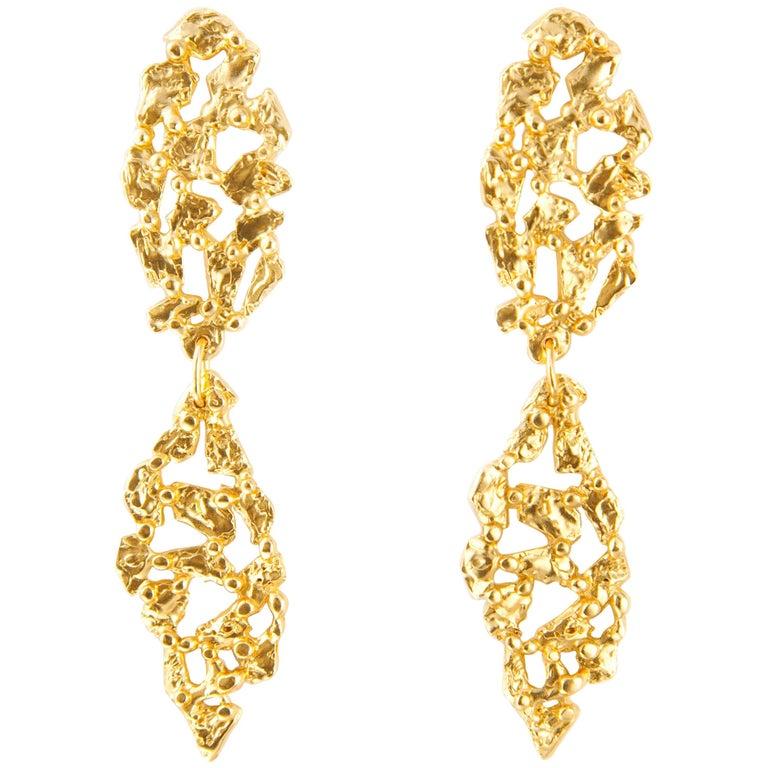 Giulia Barela Rocking earrings For Sale
