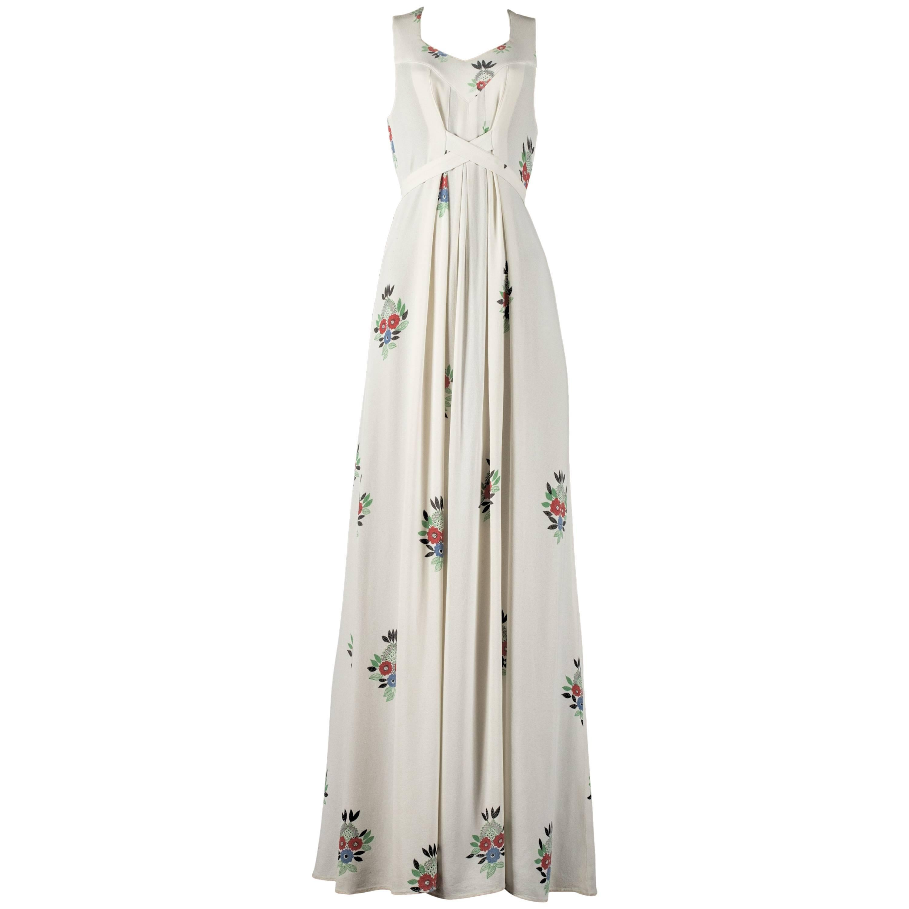 Celia birtwell maxi dress