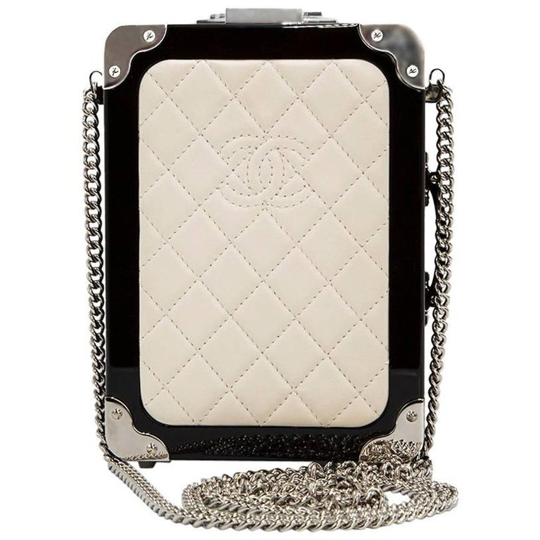 Chanel Trolley Minaudiere For Sale