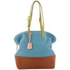 Fendi Tricolor 2Bag Leather