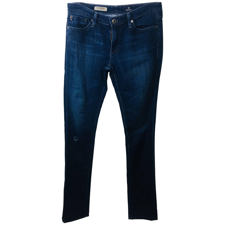 Adriano Goldschmied Medium Wash Jeans