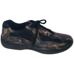 """Men's Prada """"American Cup"""" Sneakers"""